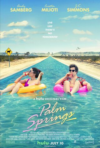 Palm Springs (2020) Main Poster