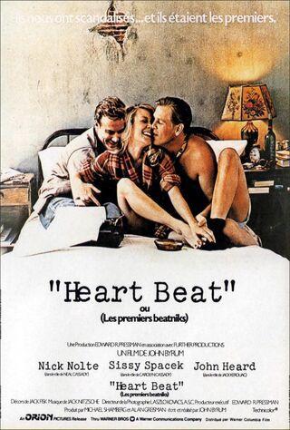 Heart Beat (1980) Main Poster