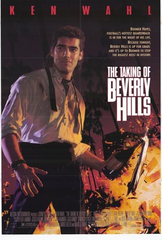 The Taking Of Beverly Hills (1991) Main Poster