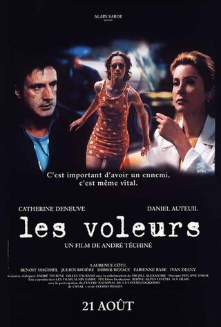 Thieves (1996) Main Poster