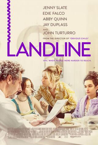 Landline (2017) Main Poster