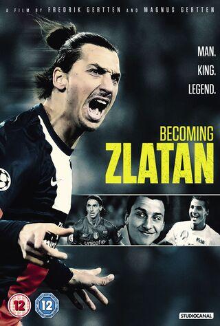Becoming Zlatan ... (2016) Main Poster