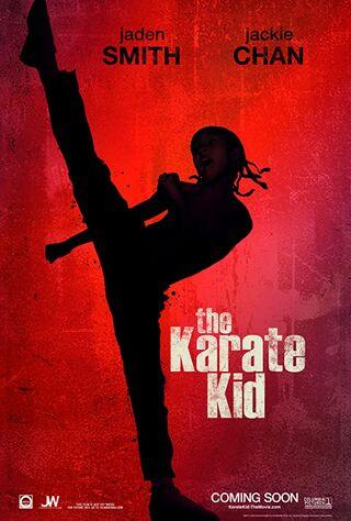 The Karate Kid (2010) Main Poster