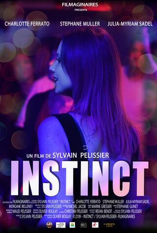 Instinct (2019) Main Poster