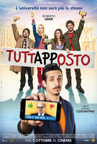 Tuttapposto (2019) Main Poster