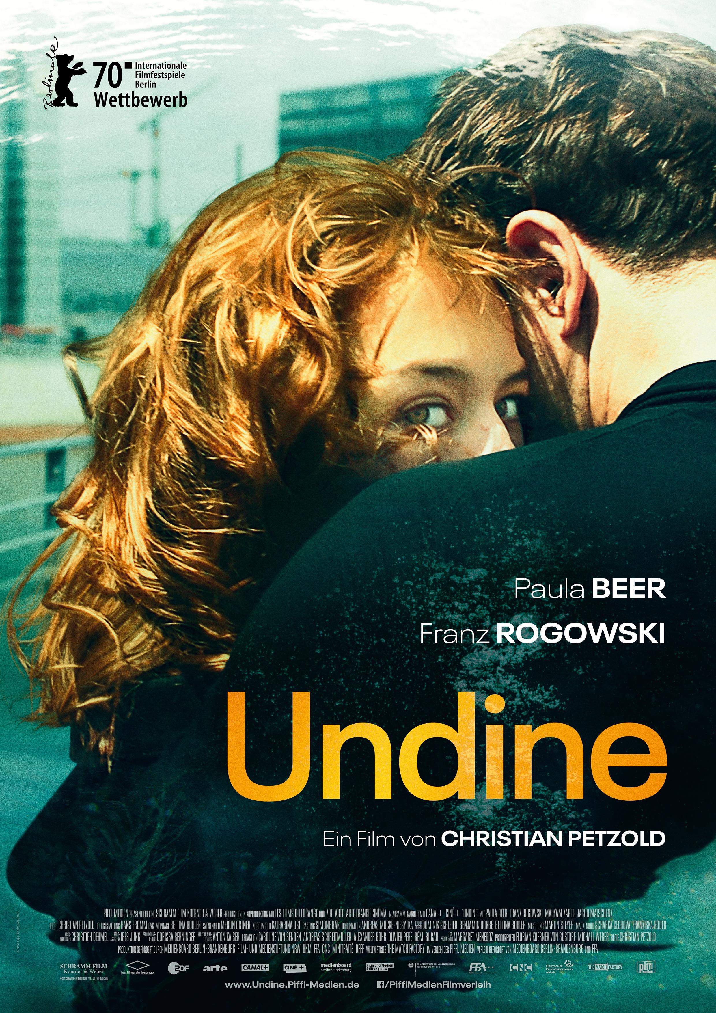 Undine (2021) Main Poster