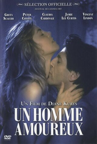 A Man In Love (1987) Main Poster
