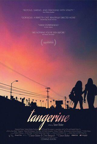 Tangerine (2015) Main Poster