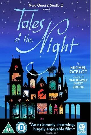 Tales Of The Night (2011) Main Poster