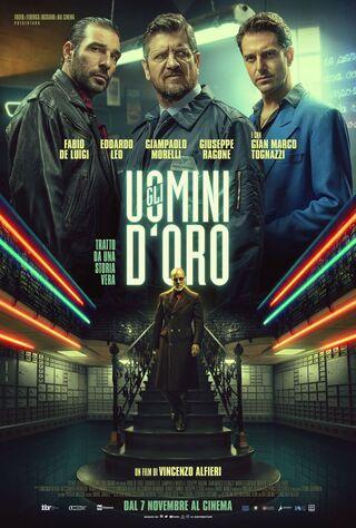 Golden Men (2019) Main Poster
