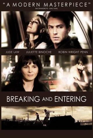 Breaking And Entering (2006) Main Poster