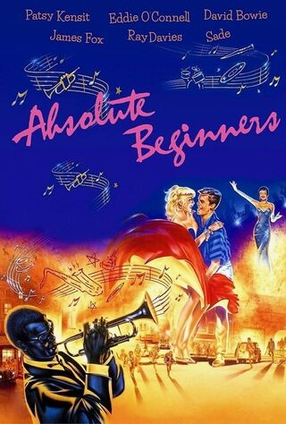 Absolute Beginners (1986) Main Poster