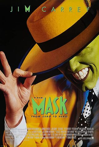 The Mask (1994) Main Poster