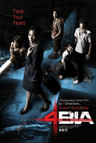 Phobia (2008) Main Poster