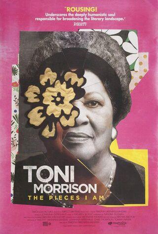 Toni Morrison: The Pieces I Am (2019) Main Poster