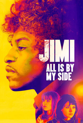 Jimi: All Is By My Side (2014) Main Poster
