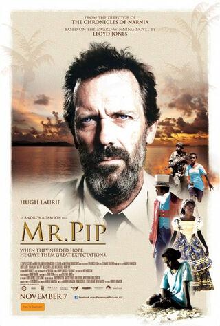 Mr. Pip (2013) Main Poster
