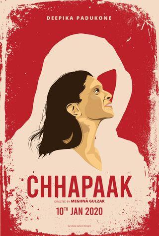 Chhapaak (2020) Main Poster