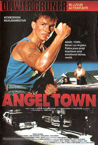 Angel Town (1990) Main Poster