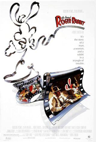 Who Framed Roger Rabbit (1988) Main Poster