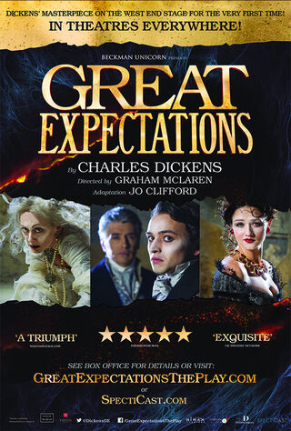 Great Expectations (2013) Main Poster