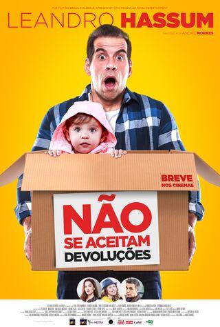 Não Se Aceitam Devoluções (2018) Main Poster