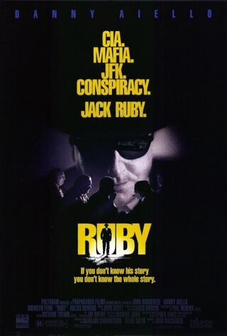 Ruby (1992) Main Poster