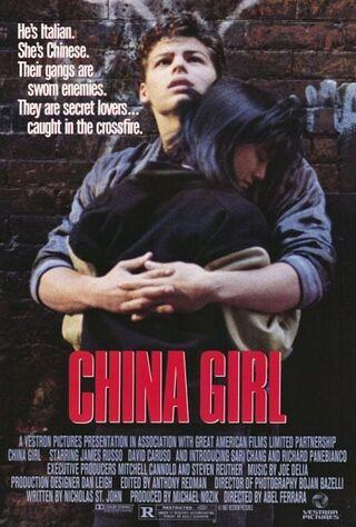 China Girl (1987) Main Poster
