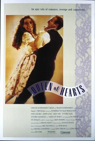 Queen Of Hearts (1989) Main Poster