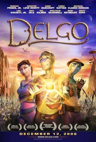 Delgo (2008) Main Poster