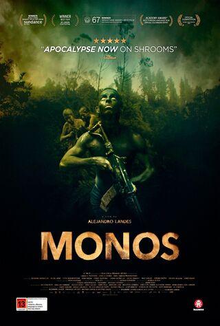 Monos (2019) Main Poster