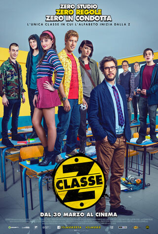 Classe Z (2017) Main Poster