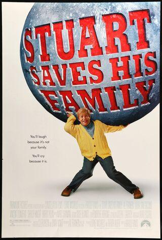 Stuart Saves His Family (1995) Main Poster