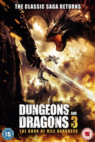 Dungeons & Dragons: Wrath Of The Dragon God (0) Main Poster