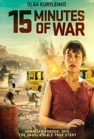 15 Minutes Of War (2019) Main Poster