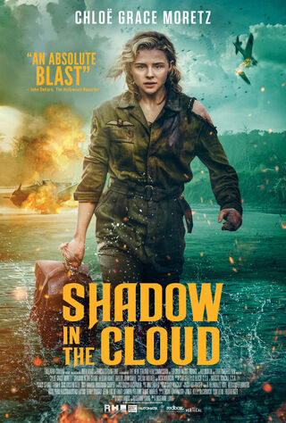 Shadow In The Cloud (2021) Main Poster