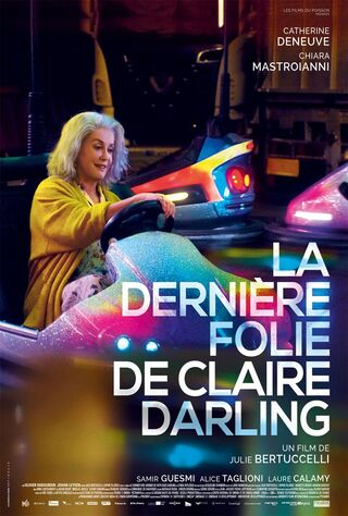 Claire Darling (2019) Main Poster