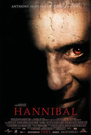 Hannibal (2001) Main Poster