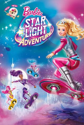 Barbie: Star Light Adventure (2016) Main Poster