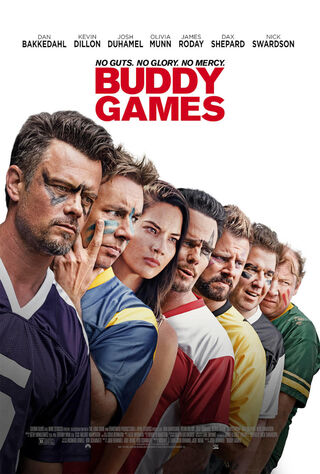Buddy Games (2020) Main Poster