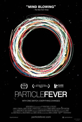 Particle Fever (2014) Main Poster