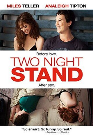 Two Night Stand (2014) Main Poster