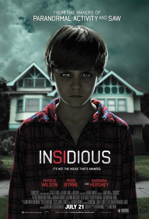 Insidious (2011) Main Poster
