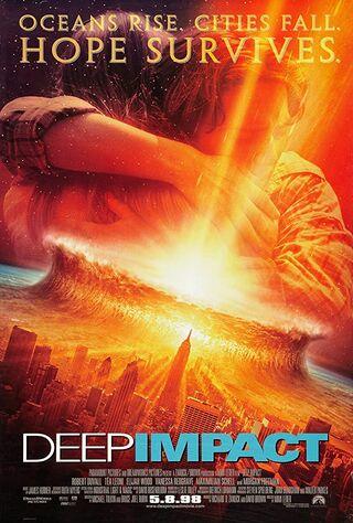 Deep Impact (1998) Main Poster