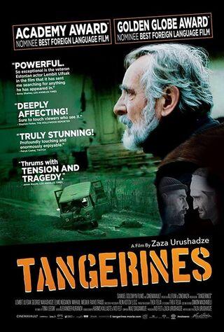Tangerines (2015) Main Poster