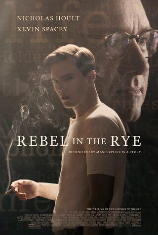 Rebel In The Rye (2017) Main Poster