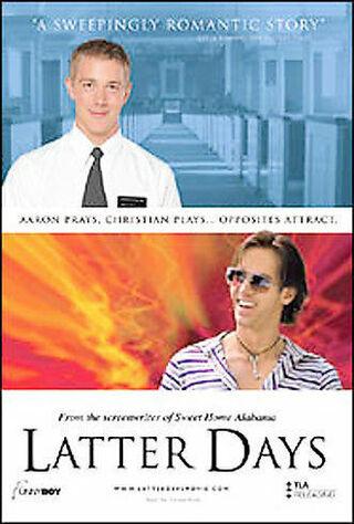 Latter Days (2004) Main Poster