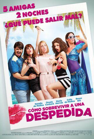 Cómo Sobrevivir A Una Despedida (2015) Main Poster