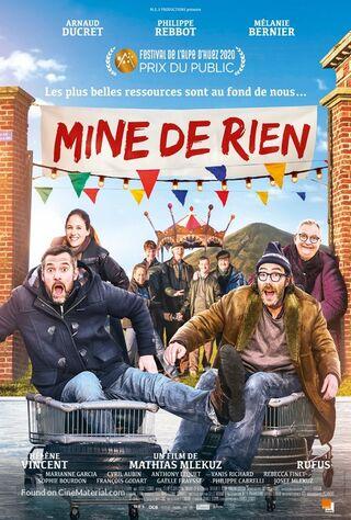 Mine De Rien (2020) Main Poster