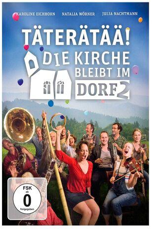 Täterätää - Die Kirche Bleibt Im Dorf 2 (2015) Main Poster
